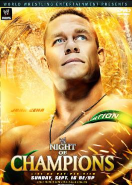 Wwe 2013 Night of Champions 2013